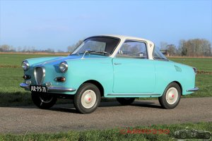 1961 Goggomobil TS250 Coupé rare and original car For Sale