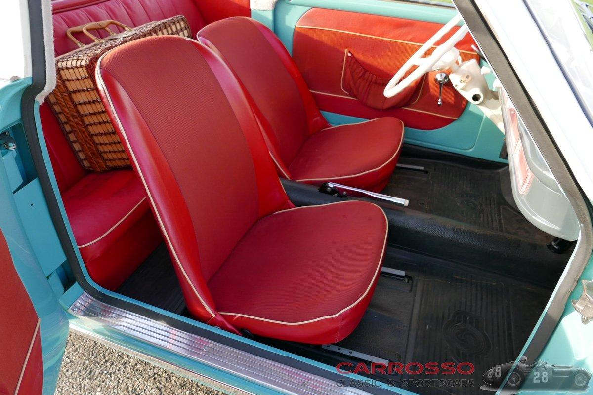 1961 Goggomobil TS250 Coupé rare and original car For Sale (picture 3 of 6)
