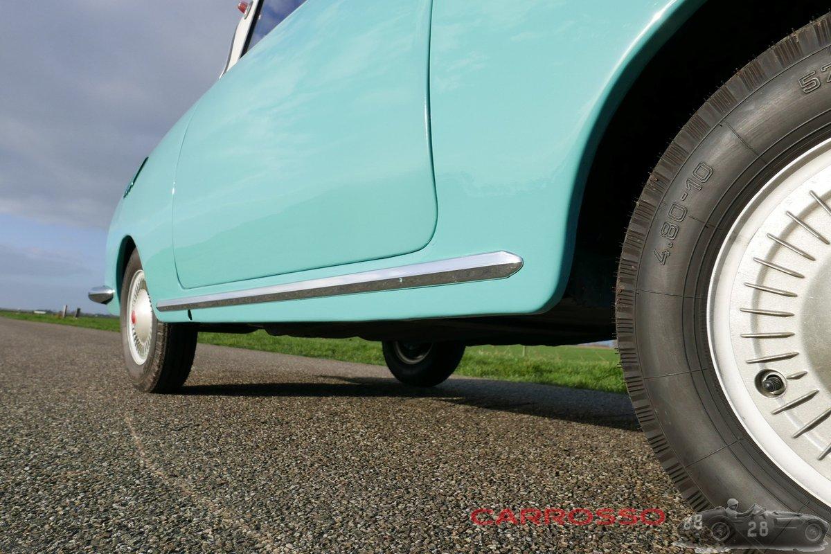 1961 Goggomobil TS250 Coupé rare and original car For Sale (picture 5 of 6)