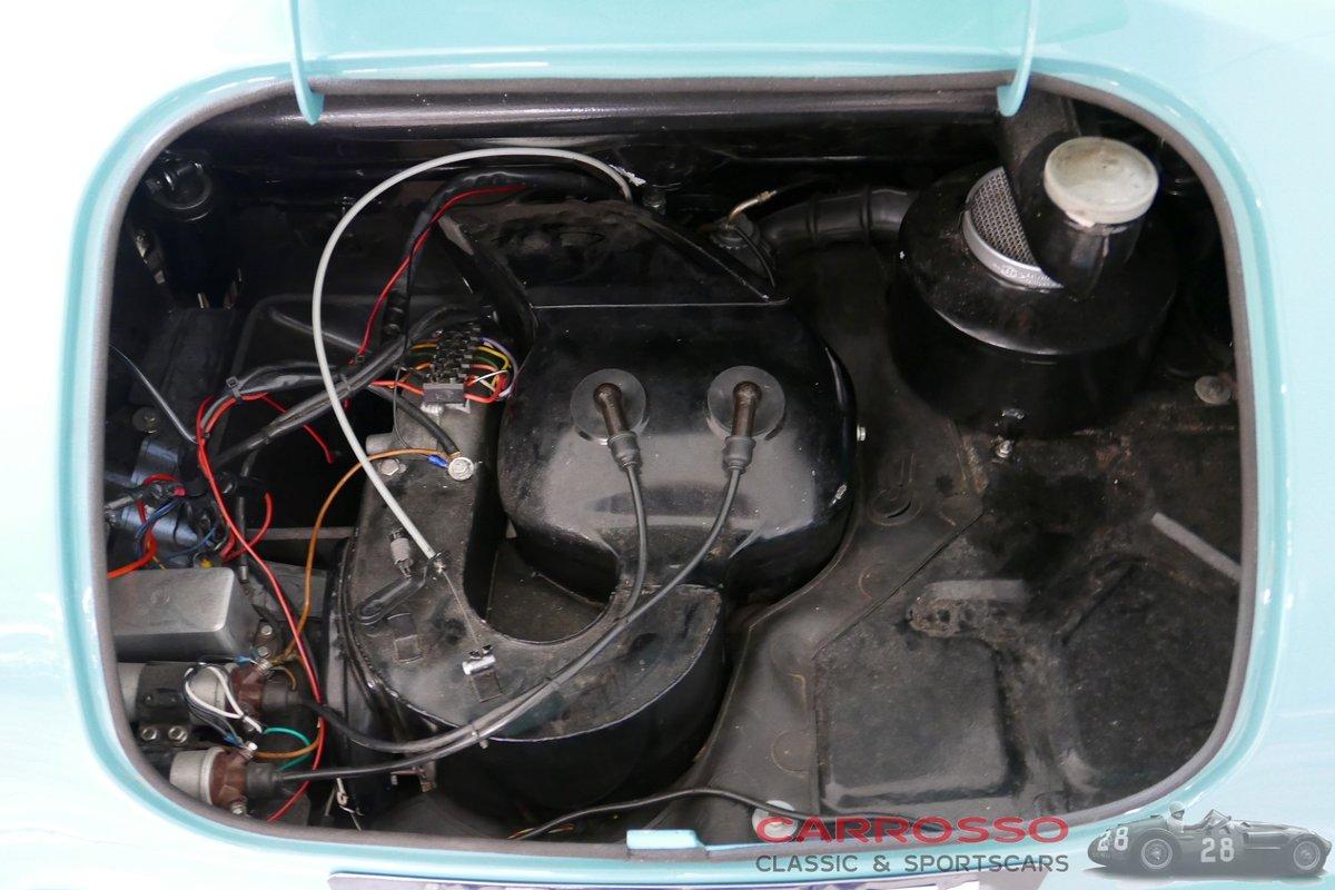 1961 Goggomobil TS250 Coupé rare and original car For Sale (picture 6 of 6)