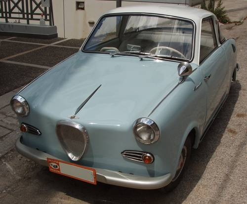 1957 Hans Glas Goggomobil TS250 early doors For Sale (picture 1 of 6)