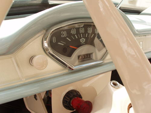 1957 Hans Glas Goggomobil TS250 early doors For Sale (picture 5 of 6)
