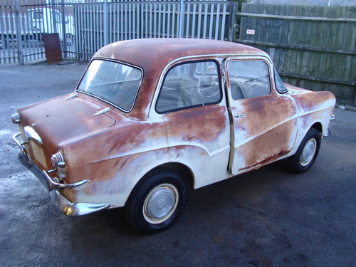GLAS ISAR GOGGOMOBIL T700 ROYAL 2DR LHD (1960) RARE PROJECT! SOLD (picture 3 of 4)