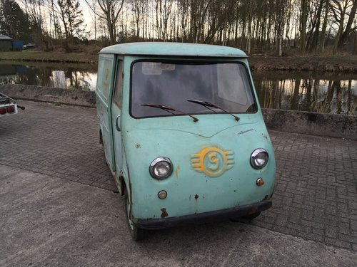 GoggoMobile Transporter TL 300 1959 (38638 Km.) For Sale (picture 2 of 6)