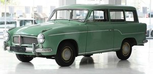 Picture of 1960 Goliath Hansa 1100 Kombi Wagon For Sale
