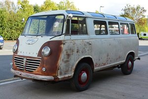 Picture of 1960 Goliath 1100 Express 21-window Samba For Sale by Auction