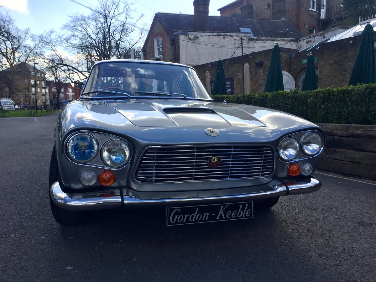 1965 Gordon-Keeble. Full body off restoration. For Sale (picture 1 of 6)