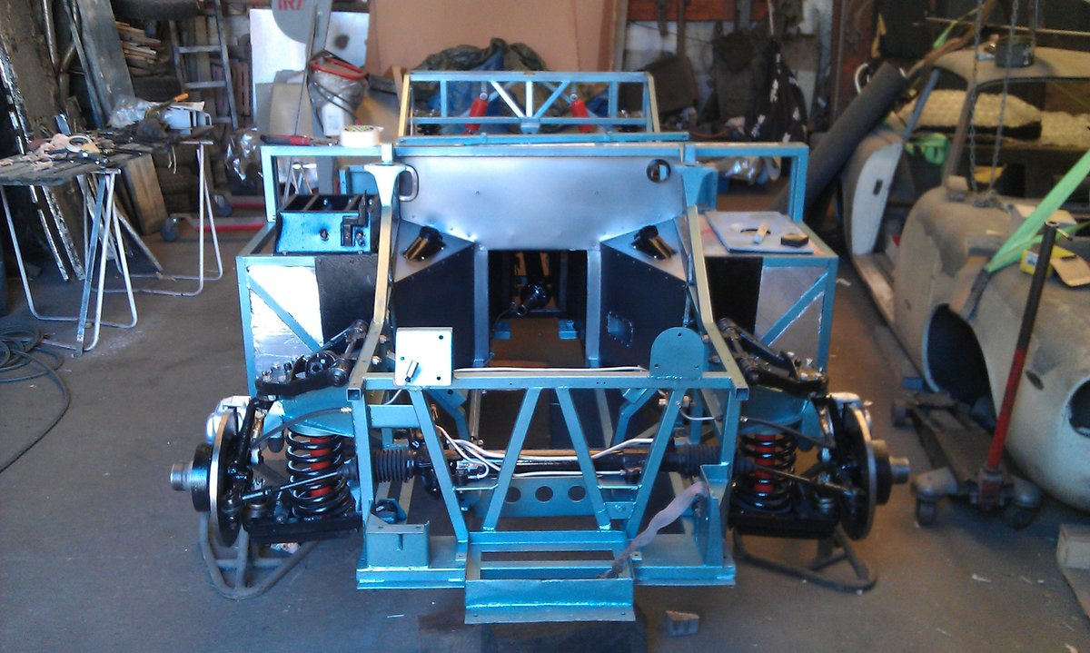 1965 Gordon-Keeble. Full body off restoration. For Sale (picture 6 of 6)