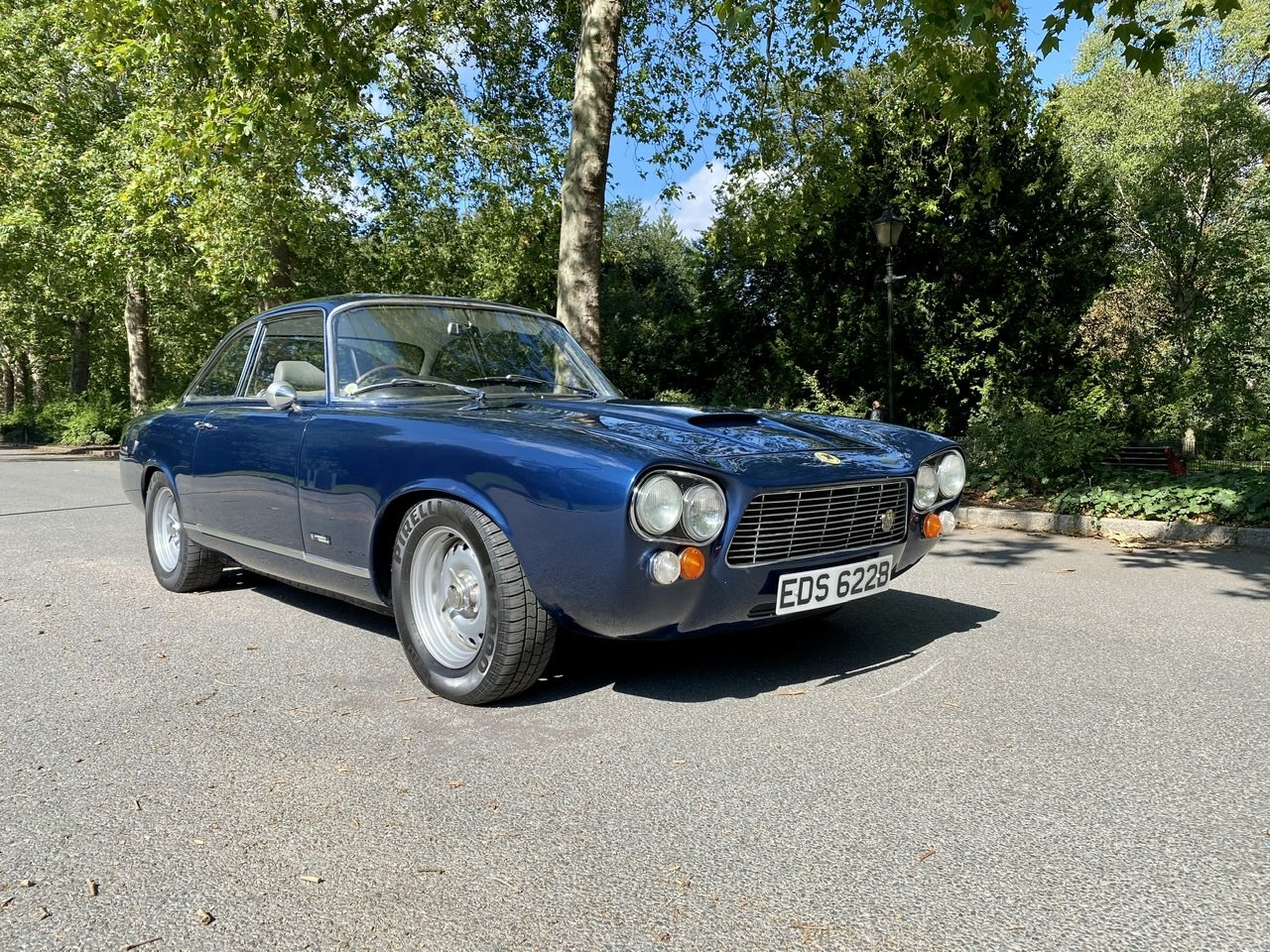 1964 Gordon Keeble For Sale (picture 1 of 21)