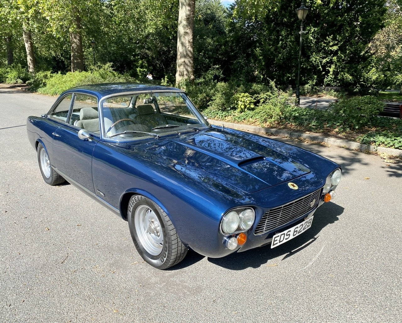 1964 Gordon Keeble For Sale (picture 16 of 21)