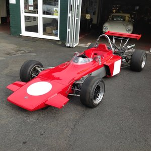 Picture of 1970 GRD 373 F3 Race Car SOLD