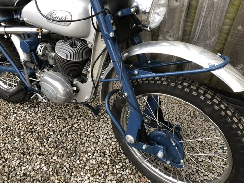 1960 GREEVES SCOTTISH CLASSIC TRIALS BEST EVER! £5895 OFFERS For Sale (picture 5 of 6)