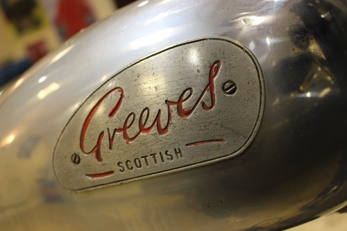 1961 Greeves Scottish TD 20 SOLD (picture 3 of 6)