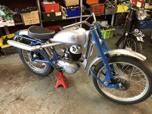 1959 GREEVES SCOTTISH PROJECT 20TC FRAME 9E ENGINE For Sale
