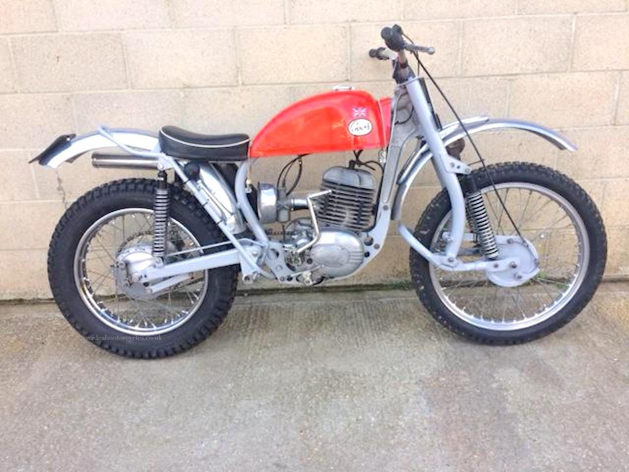 1966 Greeves Anglian Trials For Sale (picture 1 of 6)