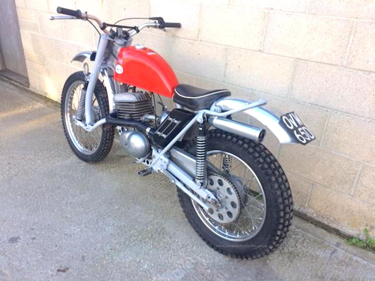 1966 Greeves Anglian Trials For Sale (picture 6 of 6)