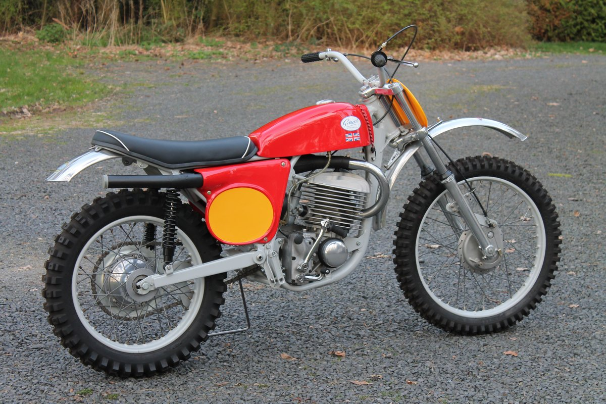 1969 Greeves Griffon 380 For Sale (picture 1 of 6)