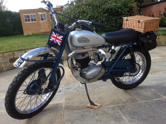 1960 Greeves Scottish 24TDS For Sale (picture 4 of 6)