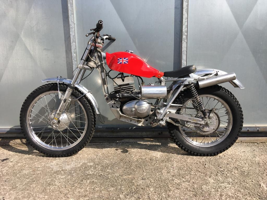 1960 GREEVES DMW CLASSIC TRIALS BEST EVER! £3995 ONO PX JAMES VIL For Sale (picture 2 of 6)