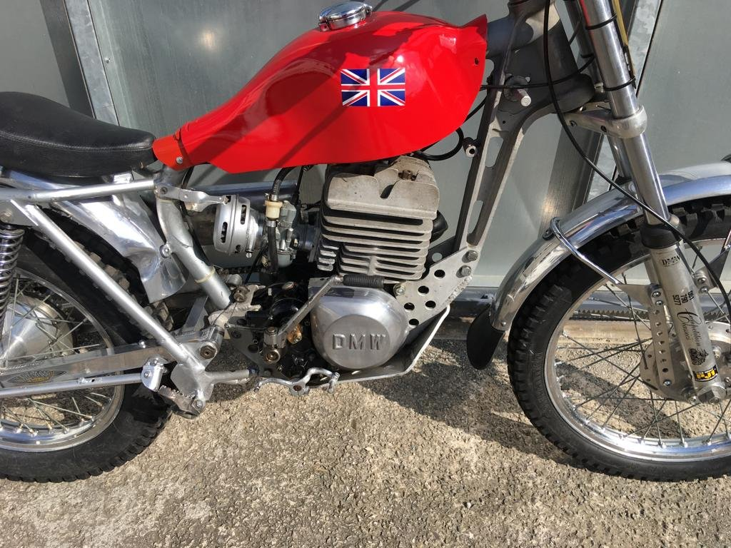 1960 GREEVES DMW CLASSIC TRIALS BEST EVER! £3995 ONO PX JAMES VIL For Sale (picture 3 of 6)