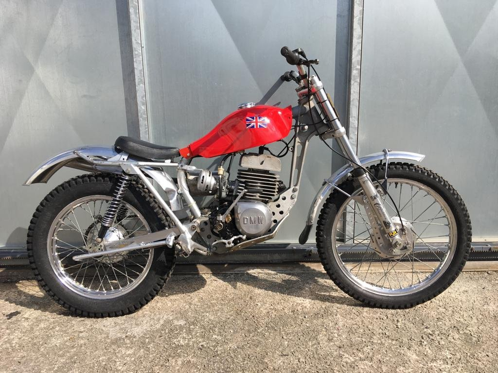1960 GREEVES DMW CLASSIC TRIALS BEST EVER! £3995 ONO PX JAMES VIL For Sale (picture 4 of 6)