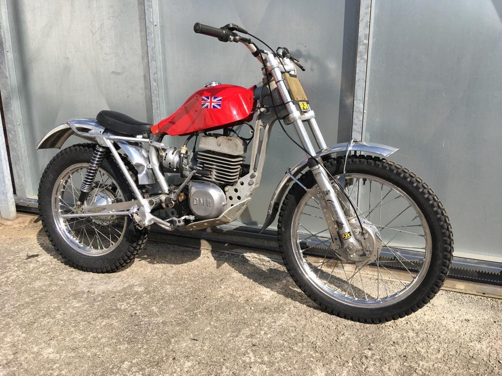 1960 GREEVES DMW CLASSIC TRIALS BEST EVER! £3995 ONO PX JAMES VIL For Sale (picture 5 of 6)