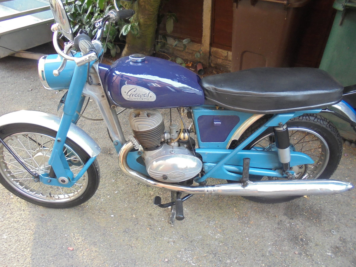 1963 GREEVES 20DC IMMACULATE NICE RUNNER For Sale (picture 1 of 3)