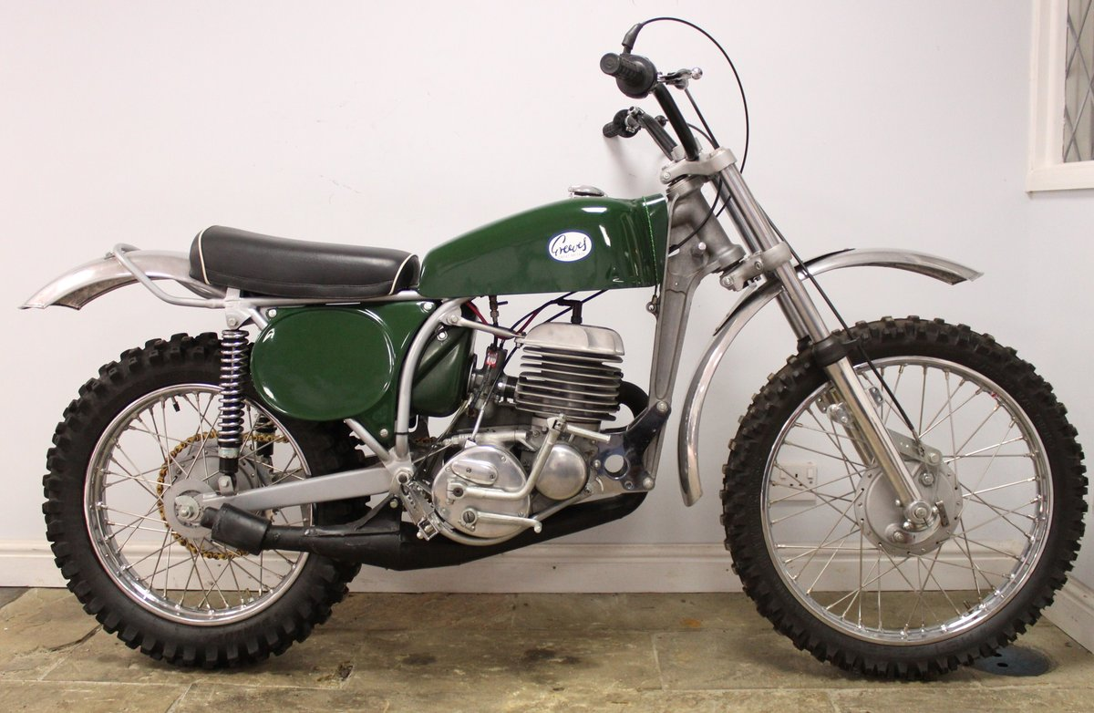 1968 Greeves MX24  MK4 250 cc Challenger RARE SUPERB SOLD (picture 1 of 6)