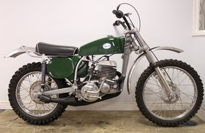 1968 Greeves MX24  MK4 250 cc Challenger RARE SUPERB SOLD