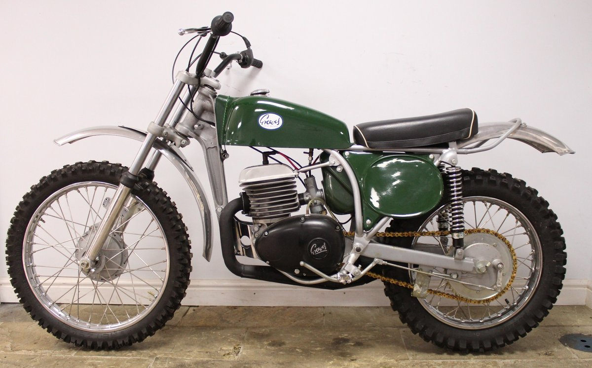 1968 Greeves MX24  MK4 250 cc Challenger RARE SUPERB SOLD (picture 4 of 6)