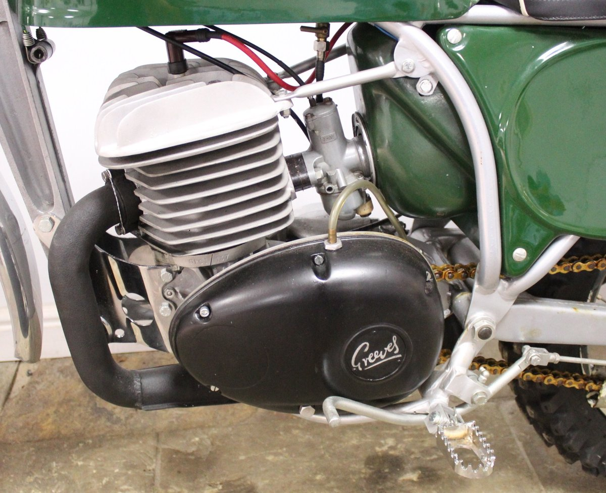 1968 Greeves MX24  MK4 250 cc Challenger RARE SUPERB SOLD (picture 5 of 6)