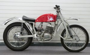 1967 Greeves 250cc trials bike For Sale by Auction