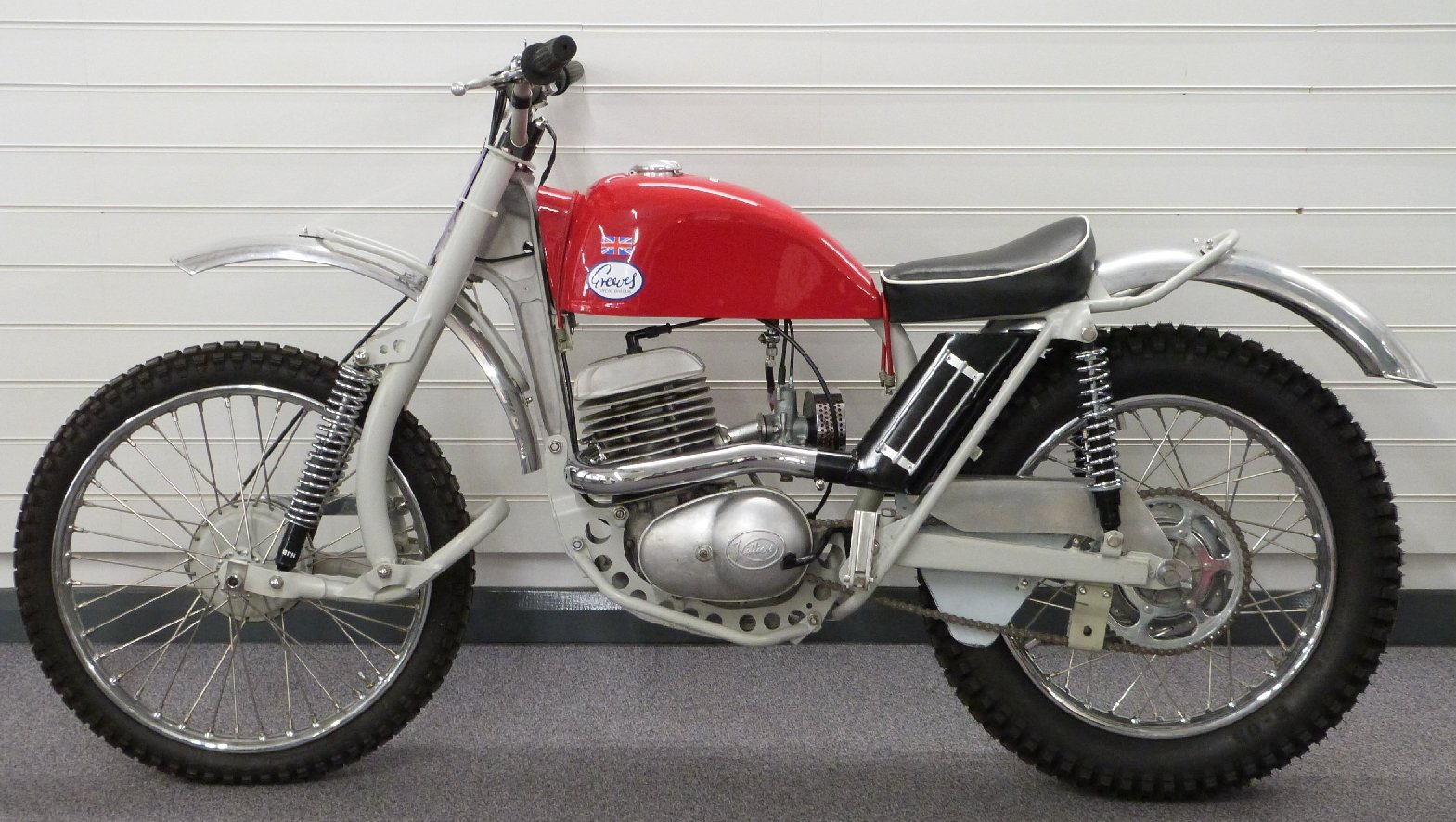 1967 Greeves 250cc trials bike For Sale by Auction (picture 2 of 6)