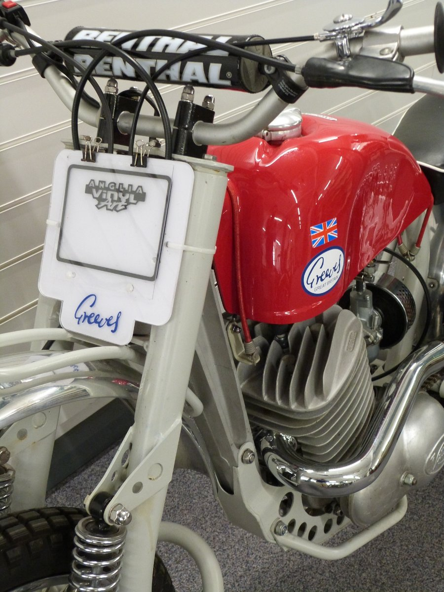 1967 Greeves 250cc trials bike For Sale by Auction (picture 4 of 6)