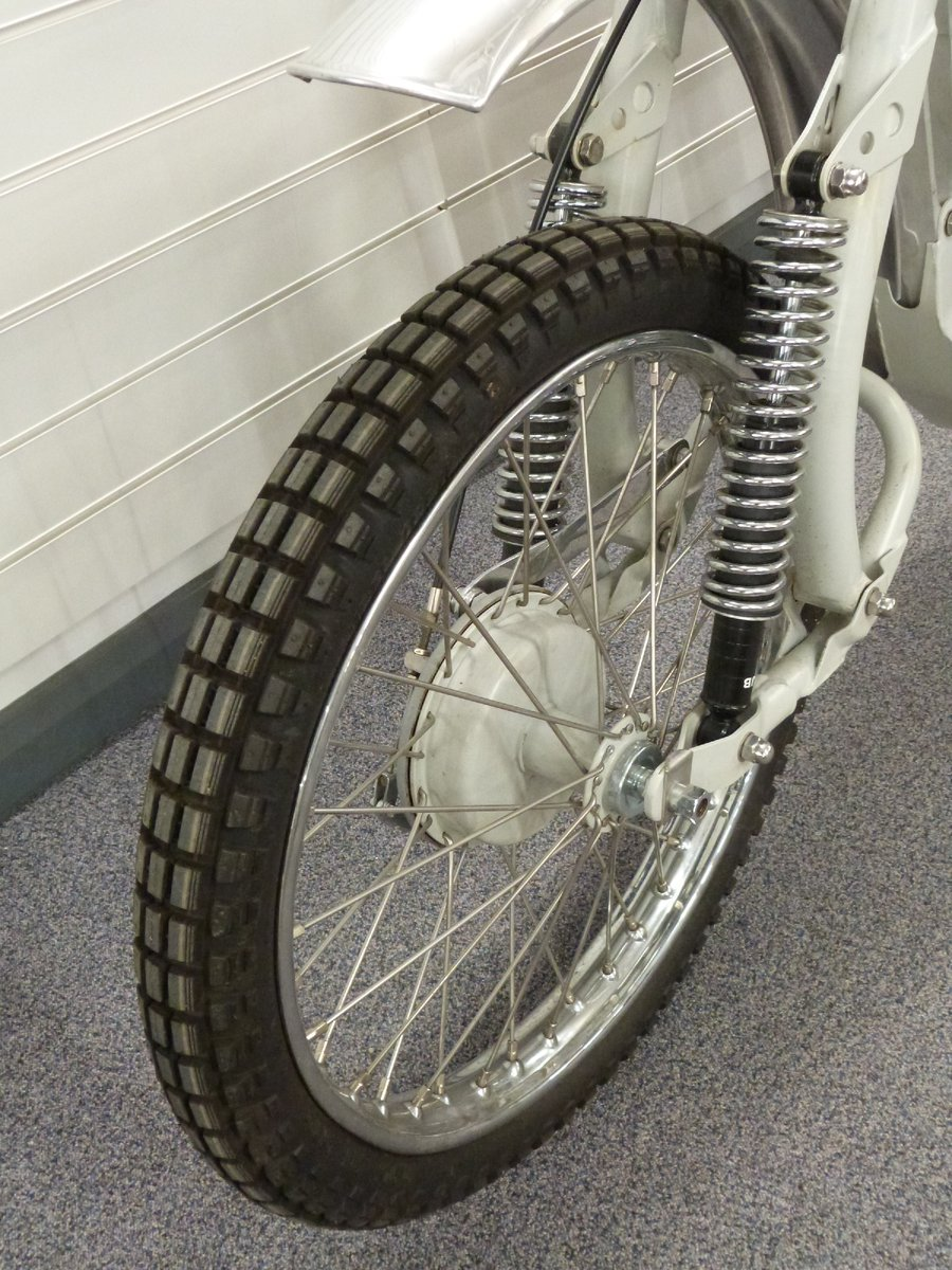 1967 Greeves 250cc trials bike For Sale by Auction (picture 5 of 6)