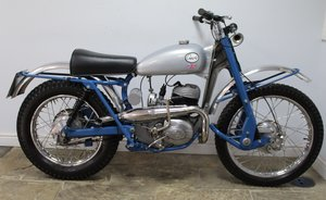 1963 Greeves TE 250 cc Trials  SOLD