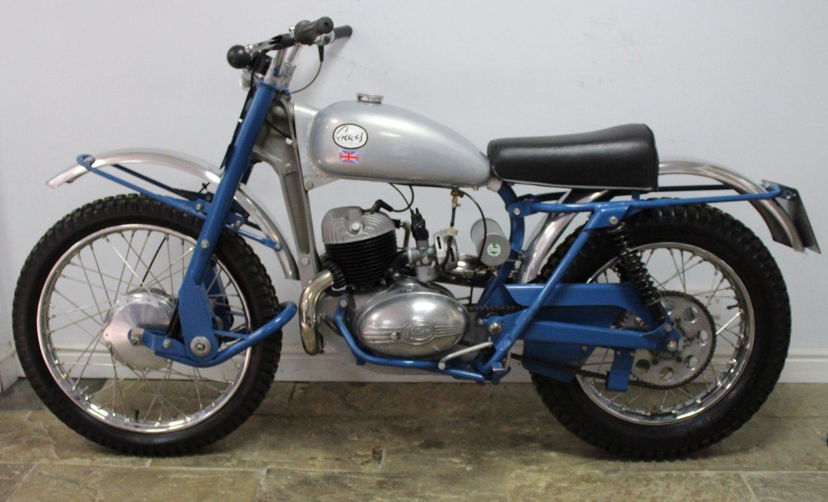 1963 Greeves TE 250 cc Trials  SOLD (picture 5 of 6)