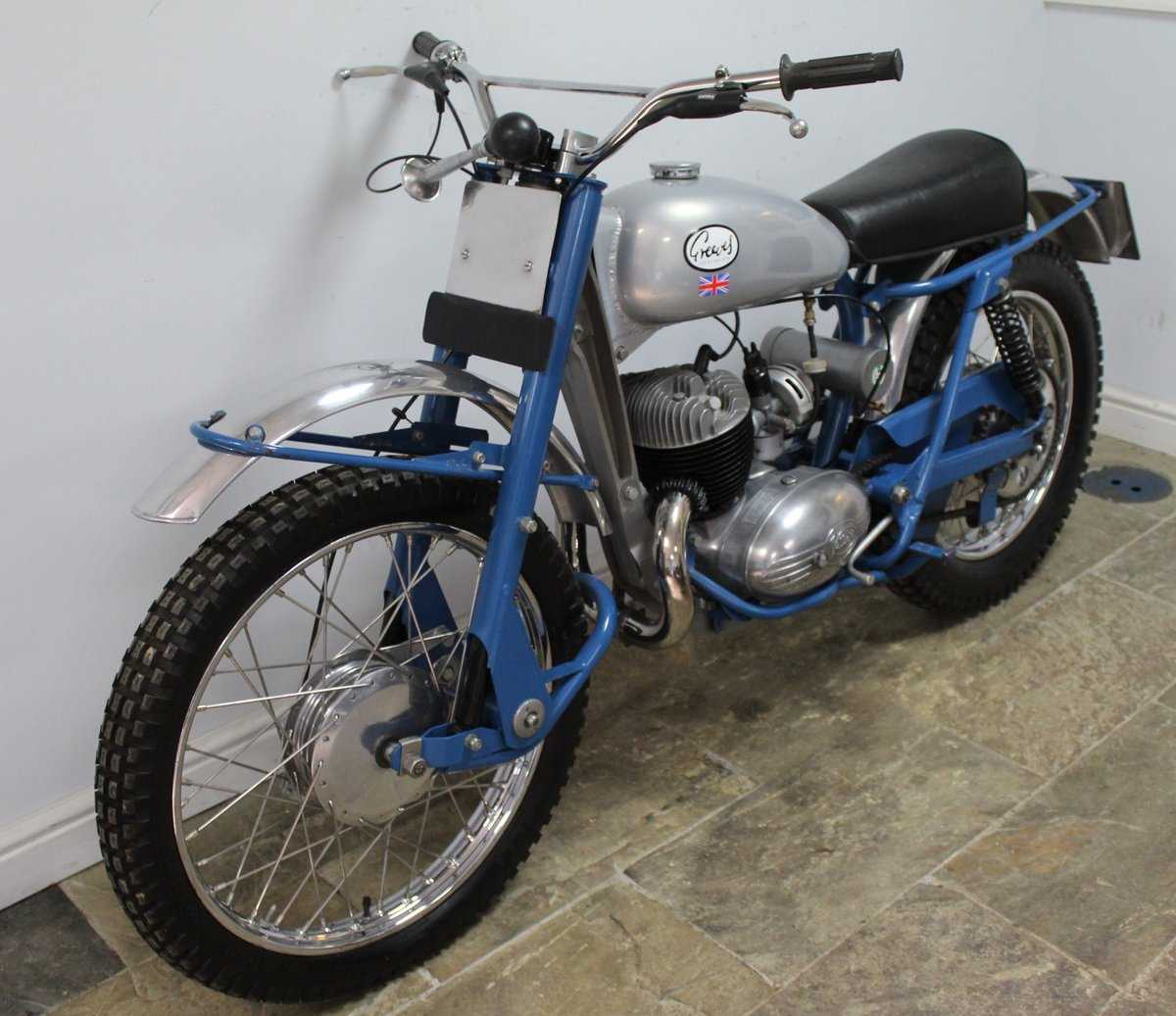 1963 Greeves TE 250 cc Trials  SOLD (picture 6 of 6)