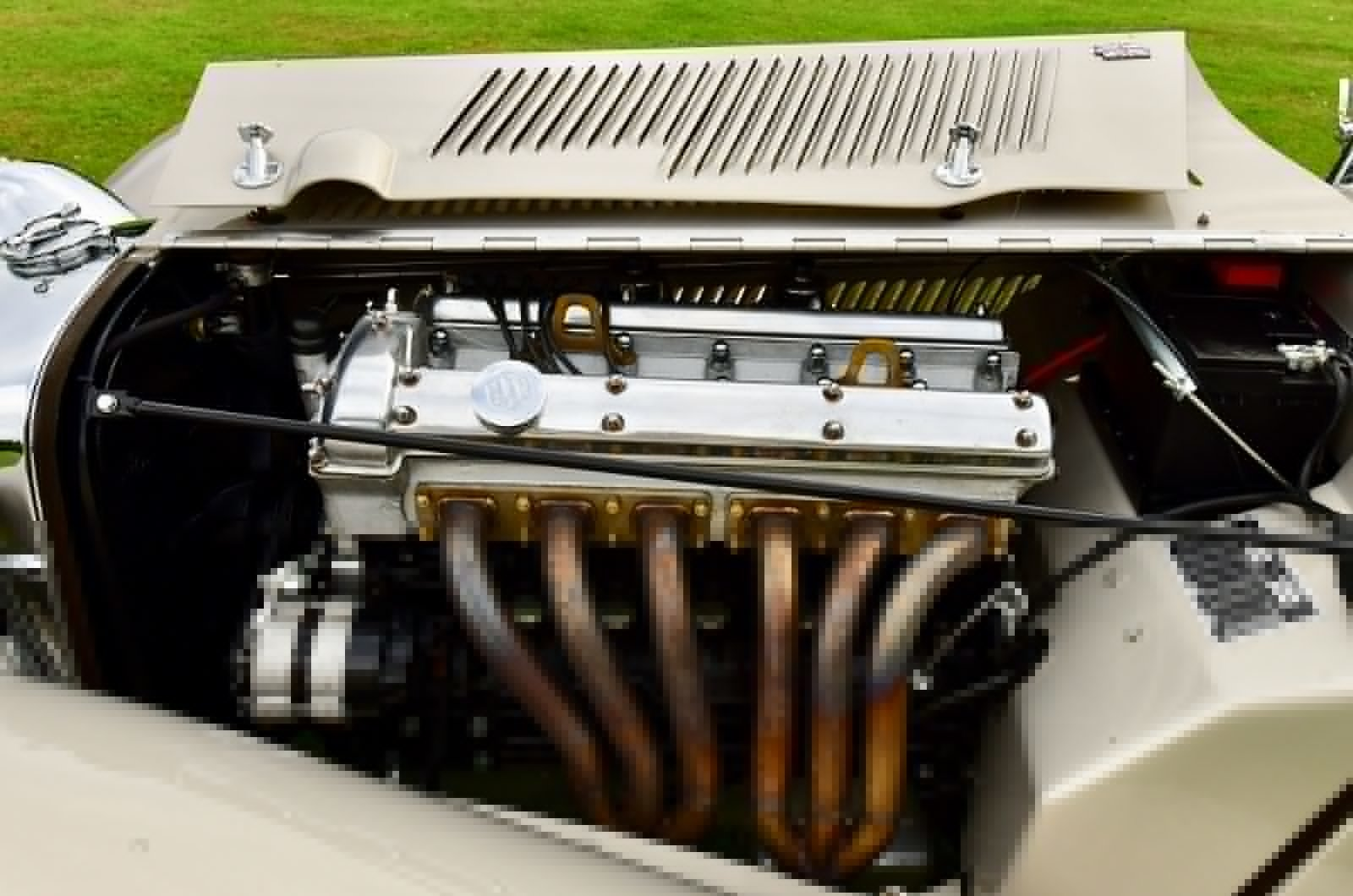 1964 Jaguar SS100 By Suffolk, Left Hand Drive For Sale (picture 6 of 6)