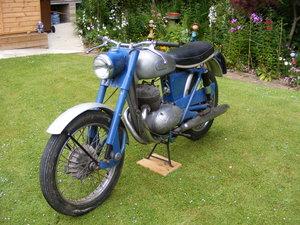 1960 greeves db 25
