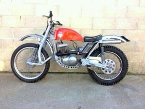 1966 Greeves Anglian Trials Prototype