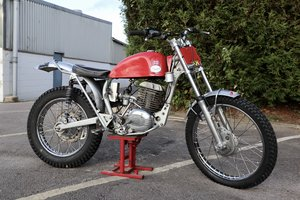 1967 Greeves Anglian 250cc Rare Classic Trials Bike For Sale