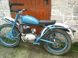1960 GREEVES TRIALS