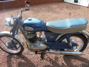 1961 Greeves 25dc twin stunning condition