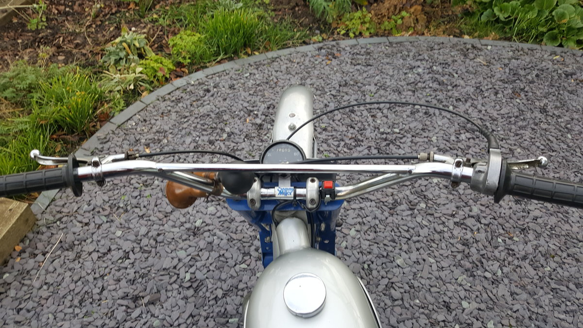 1959 Greeves Scottish 250 Trials road registered  SOLD (picture 5 of 6)