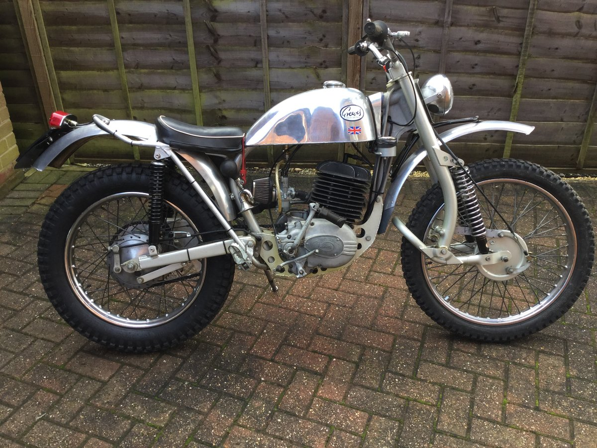 1967 Greeves Anglian trials SOLD (picture 1 of 2)