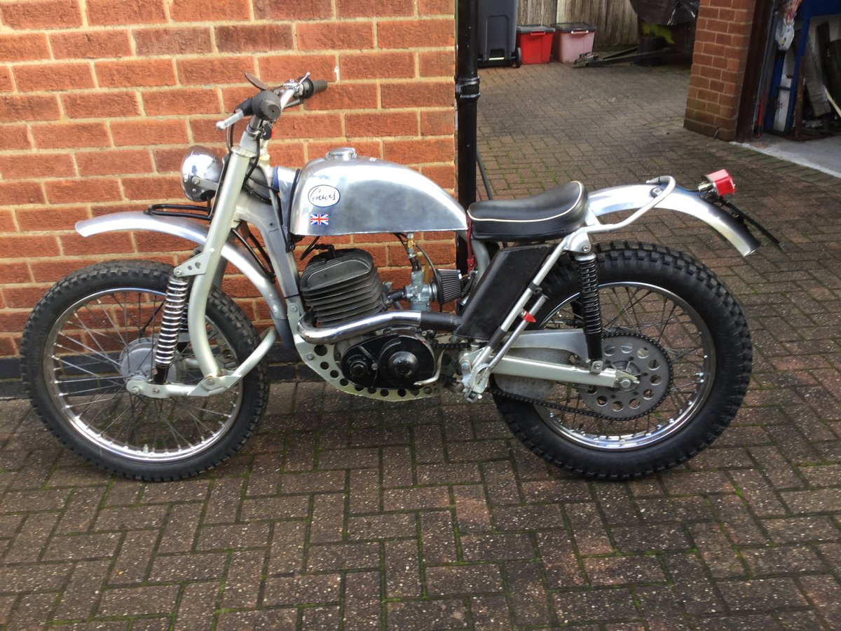 1967 Greeves Anglian trials SOLD (picture 2 of 2)