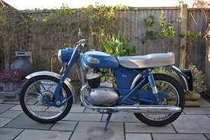 Lot 66 - A 1960 Greeves sports 250 twin - 02/2/2020 SOLD by Auction