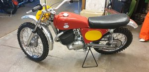 1969 Greeves Griffon 380