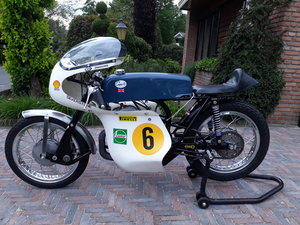 1965 Greeves rgs-250cc classicracer